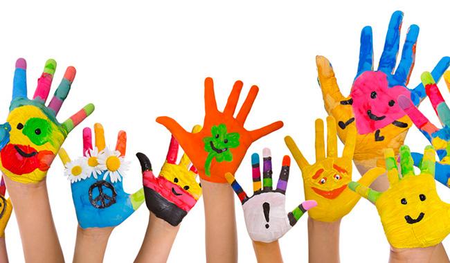 Program pre deti vo farskom centre na Marec 18′