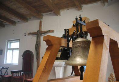 Posviacka nového zvona na Levočských Lúkach