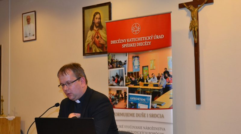 Nový vikár pre školstvo a katechézu