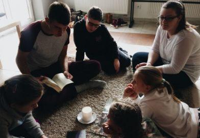 Biblické stretnutia detí