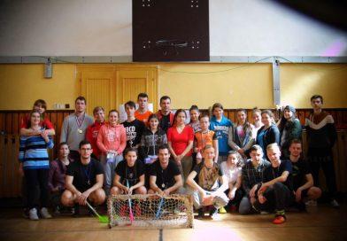 Birmovanecký florbalový turnaj