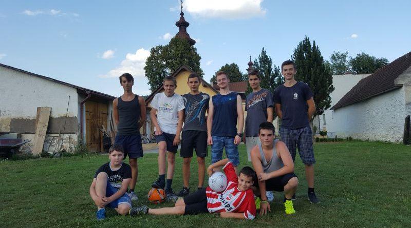 Miništrantský Teambuilding