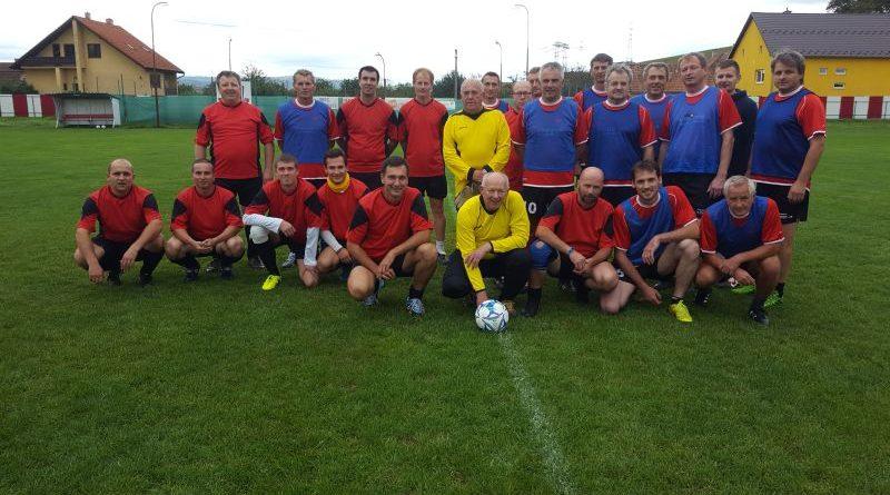 750. výročie – exhibičný futbal: starí páni vs. kňazi