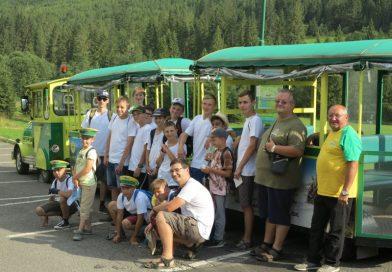 Miništrantská expedícia 2019´: ŽDIAR