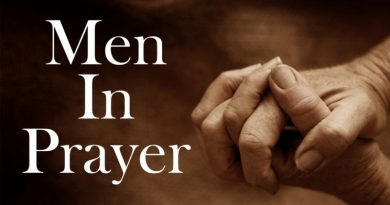 Spoločná modlitba mužov online