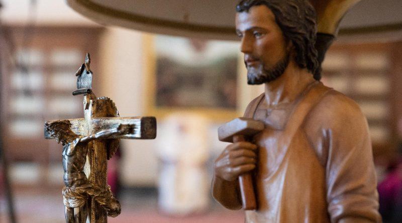 Spoločná modlitba mužov v roku sv. Jozefa