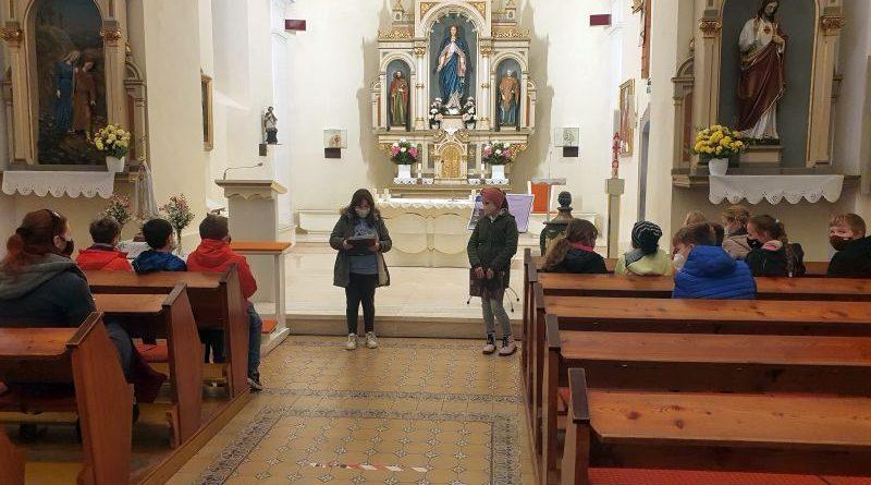 Regionálna výchova v kostole
